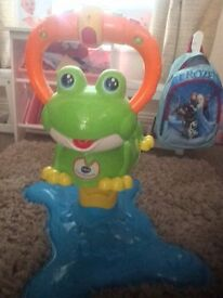 Vtech Bounce & Discover Frog