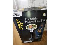 Basketball stand nett