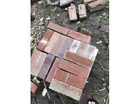 Free bricks to anyone that can colllect. 07533060506