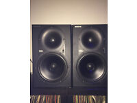 Mackie HR824 mk1 Monitors