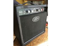 Peavey JSX Mini Colossal Class A Tube Guitar Amp SW Power Attenuator
