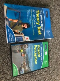 The Official DVSA Theory Test and Hazard Perception CD
