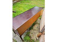 1988 vintage dresser / desk
