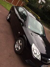 Vauxhall Vectra 1.8i VVT Exclusiv, 57 Plate, 11,000 MILES ONLY, full service, MOT Sept17, £2,600