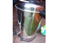 swan hot water urn 20 litre £25