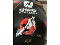 SHARK s700 legion helmet XS 2014