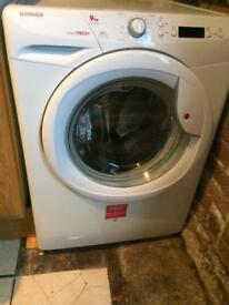 Hoover 9kg vision tech washing machine