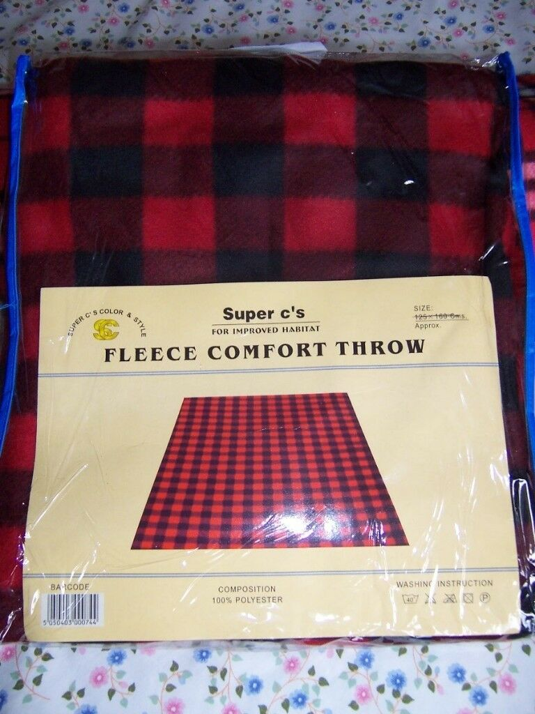 Fleece Throw