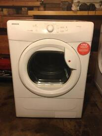 Hoover VHC681B Condenser Tumble Dryer