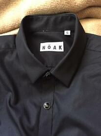 Casual Shirt Black Size S NÖAK