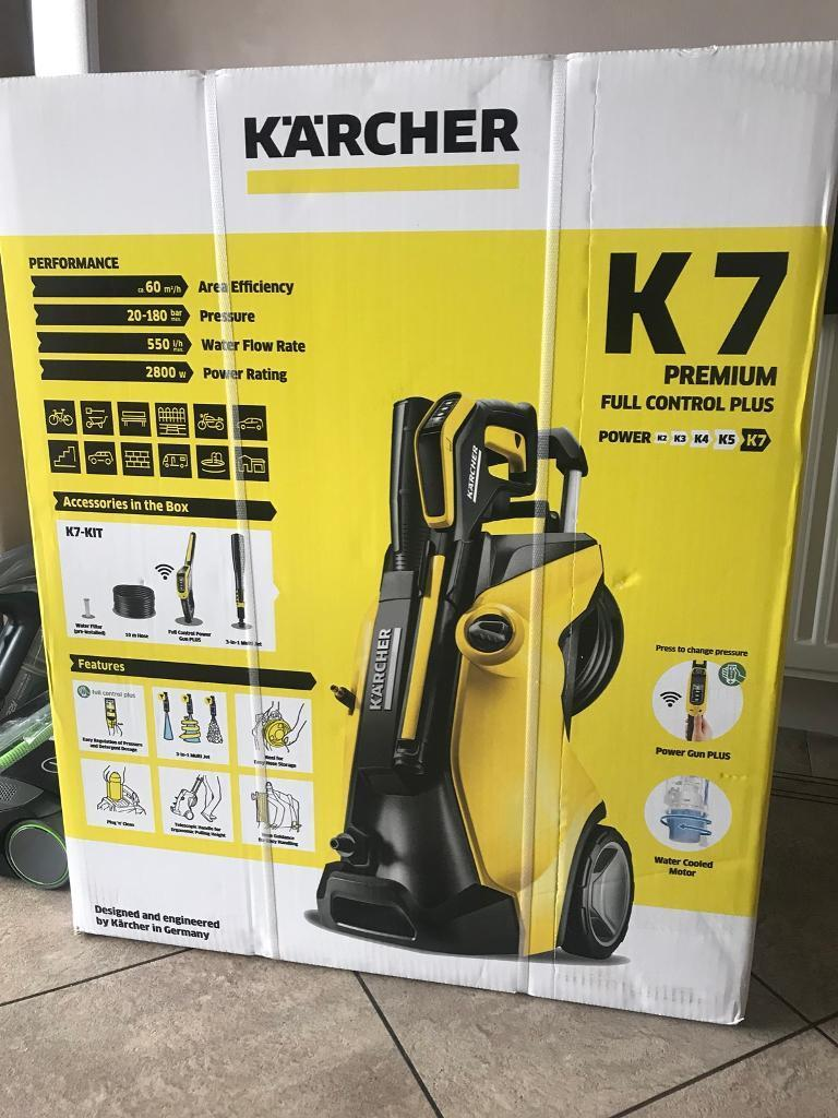 karcher k7 premium full control in littleborough. Black Bedroom Furniture Sets. Home Design Ideas