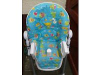 babylo high chair