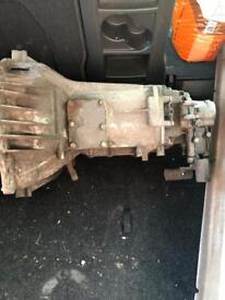 Iveco daily hdi highroof long wheel base gearbox 2010 model