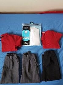 GEORGE Bundle of boy school clothes 3-4
