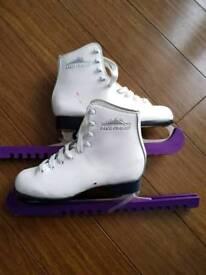 Ice skates junior size 1