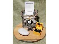 18ct White Gold 1.00ct Solitaire Brilliant Cut Diamond Ring
