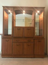 Side cabinet / Display Unit