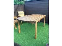 Charles Taylor Garden Table
