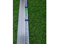 Stainless steel tile trim X 10