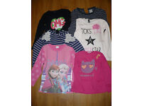 Job lot/ huge bundle of girls clothes 6-7, 7-8 years, very good condition, some new. 41 pieces.
