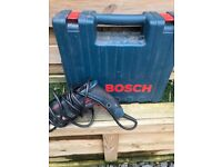Bosch professional sds/hammer drill corded