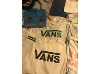 Teen boys top bundle