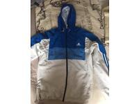 Adidas jacket - Large