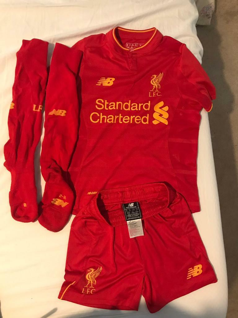 huge selection of be164 c016c Liverpool Football club kit - kids | in Trafford, Manchester | Gumtree