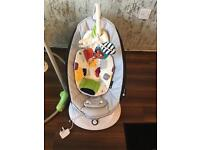 4 MOMS baby swing including new born