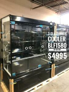 SUPERMARKET  EQUIPMENT , PRODUCE COOLERS