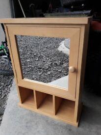 Wooden bathroom furniture cabinet cupboard bin