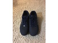 Nike Flux Trainers in Navy Blue