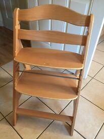 Hauck junior chair