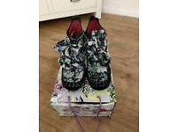Irregular choice Abigail's party size 40