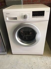 Kenwood Washing Machine 8kg Capacity