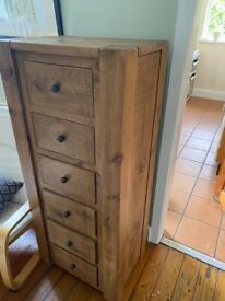 REAL WOOD DRAWERS FOR SALE