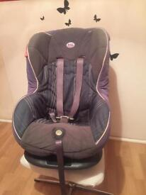 Britax Eclipse si toddler car seat