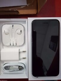 IPHONE 6S 64GB GREY UNLOCKED BOXED WITH RECIPT APPLE STORE LIKE NEW PERFECT 12 MONTH WARRANTY