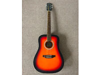 2nd Hand Eko Acoustic guitar and case