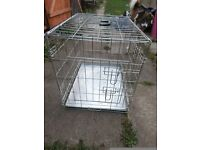 Pet/ Dog crate 24""