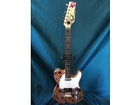 Customised Telecaster copy