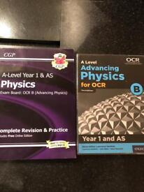 A AS Level physics revision guide