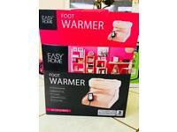 Foot warmer - new, unused
