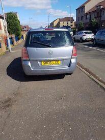 Vauxhall zafira
