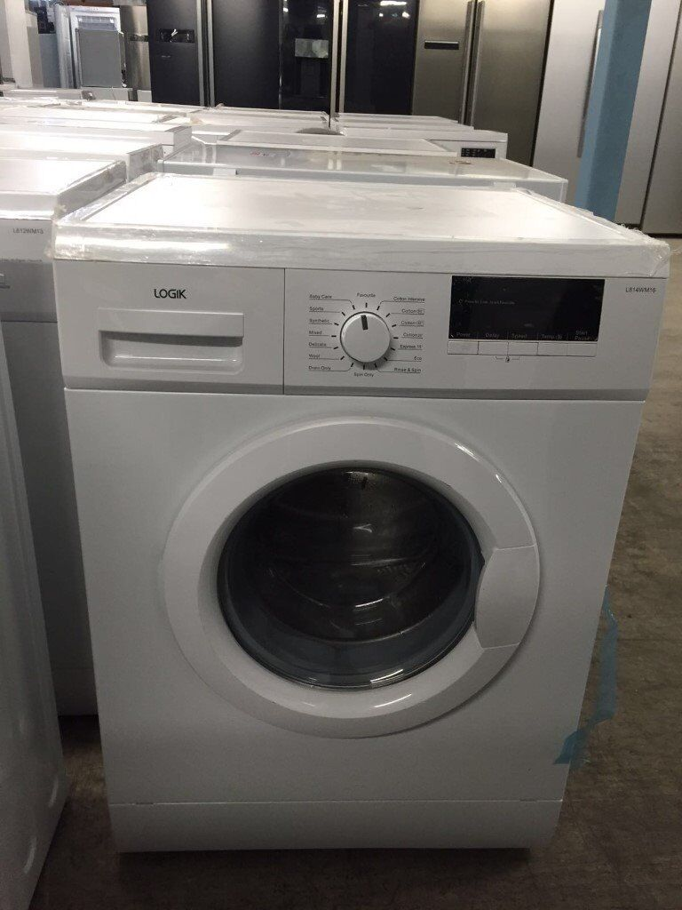A selection of refurbished Washing Machines from £99 with guarantee
