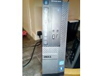 pc windows 10 Dell Optiplex 3010 Core i5-2320 3GHz SFF PC - 8GB RAM/ 1 TB HDD