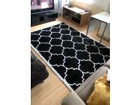 Brand new living room rug