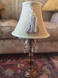 4 Beautiful Table lamps