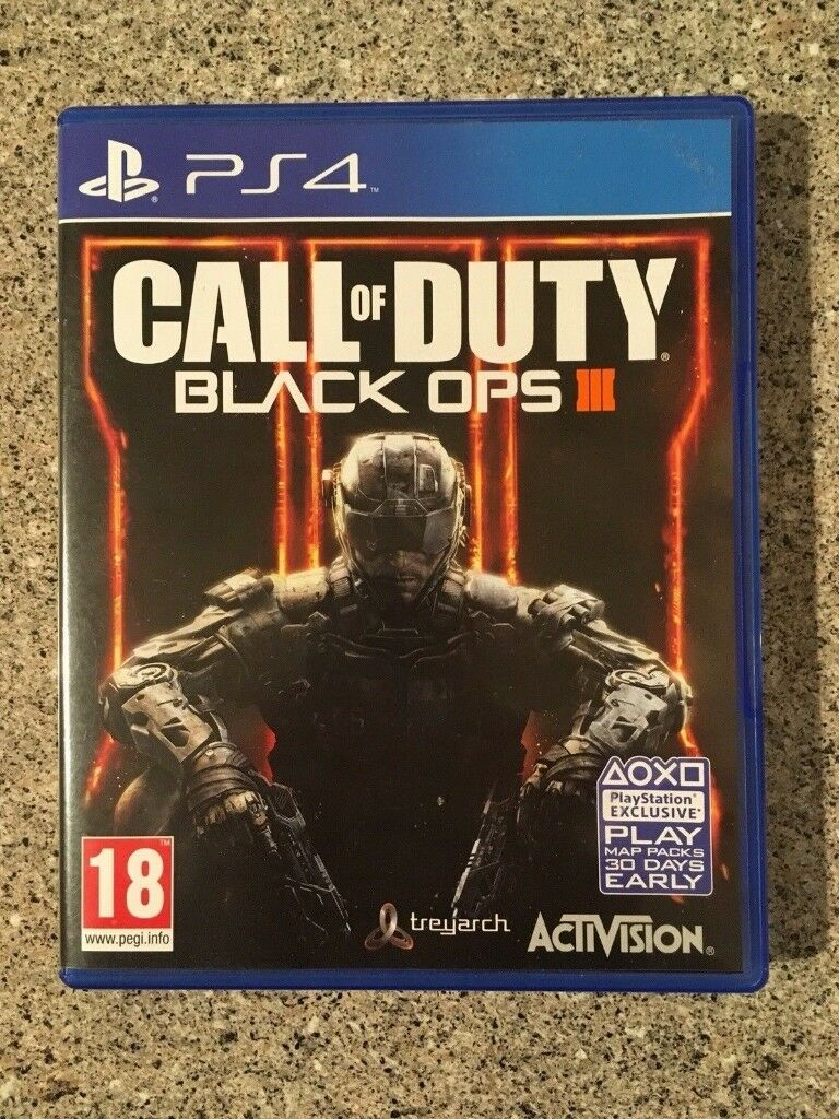 BLACK OPS 3 PS4 - LIKE NEW! | in Oldham, Manchester | Gumtree