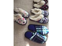 X4 slippers (new)